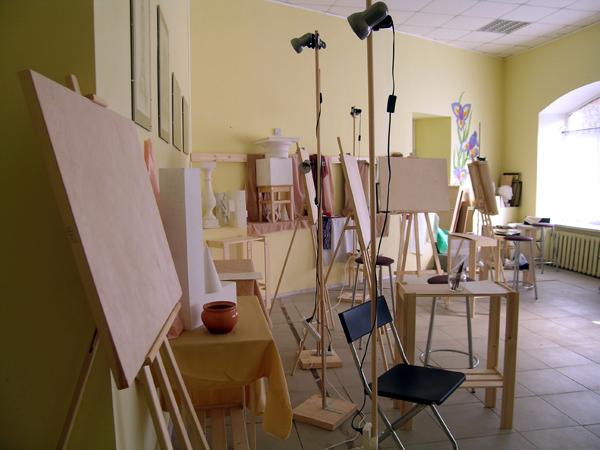 Школа рисования в Спб