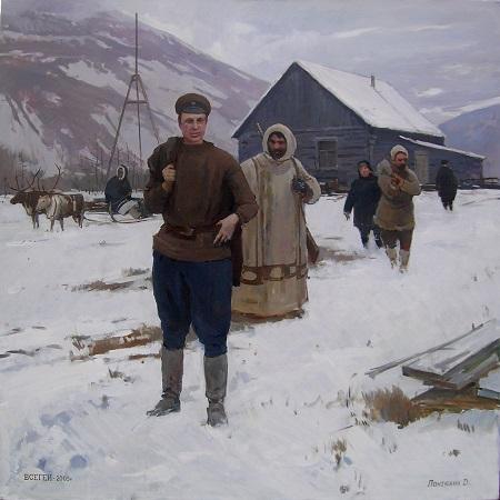 Николай Урванцев