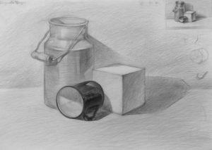 Рисование для подростков