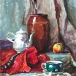 Курсы живописи гуашью и акрилом