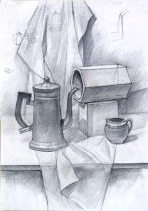 Обучение рисованию для взрослых
