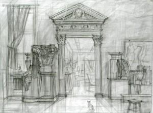 Школа академического рисунка для взрослых в Санкт-Петербурге