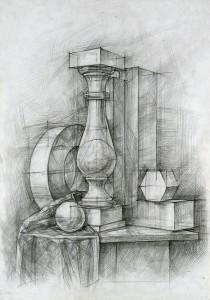 Курсы рисования для начинающих Спб
