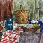 Курсы акварельной живописи в Спб